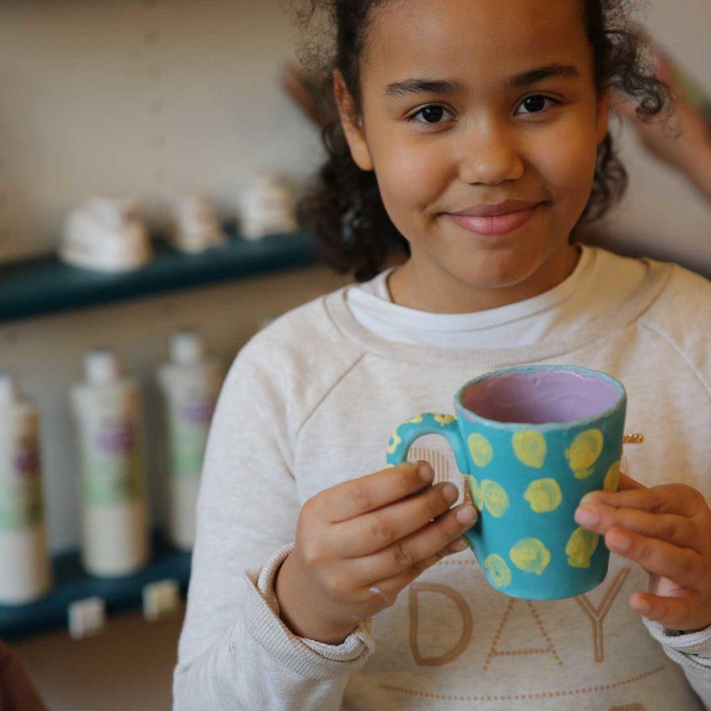 Die Arche Keramik Aktion