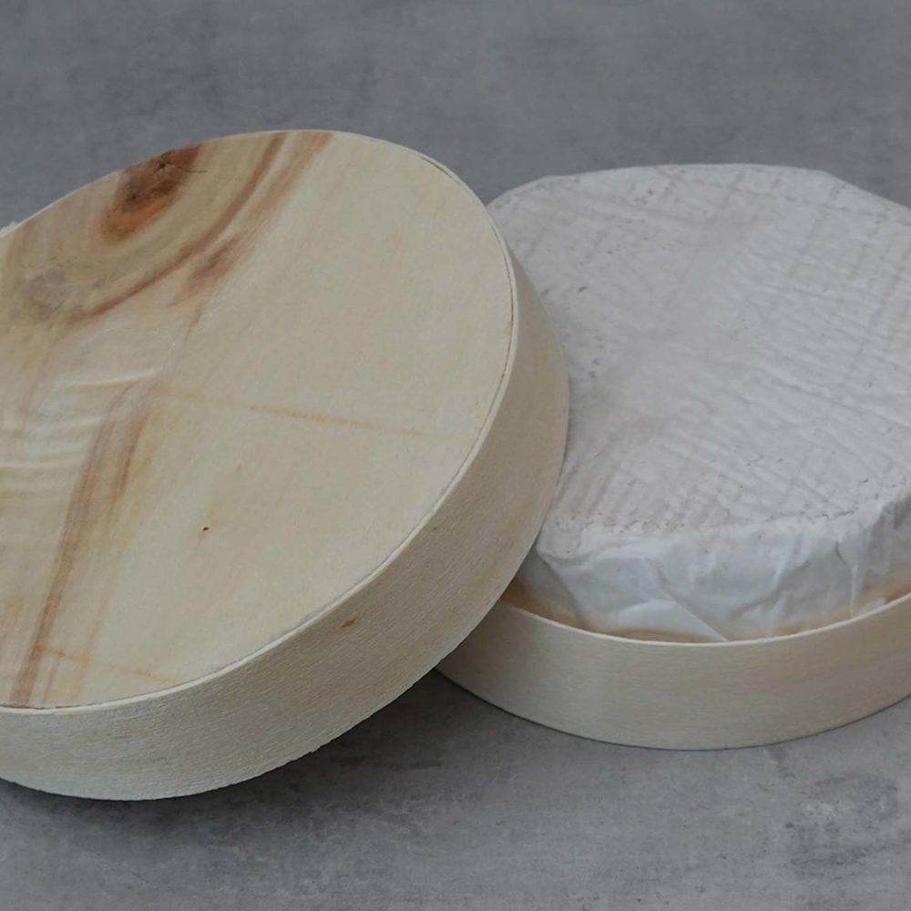 Das fertige Produkt schön verpackt vom Milk. Food Lab.