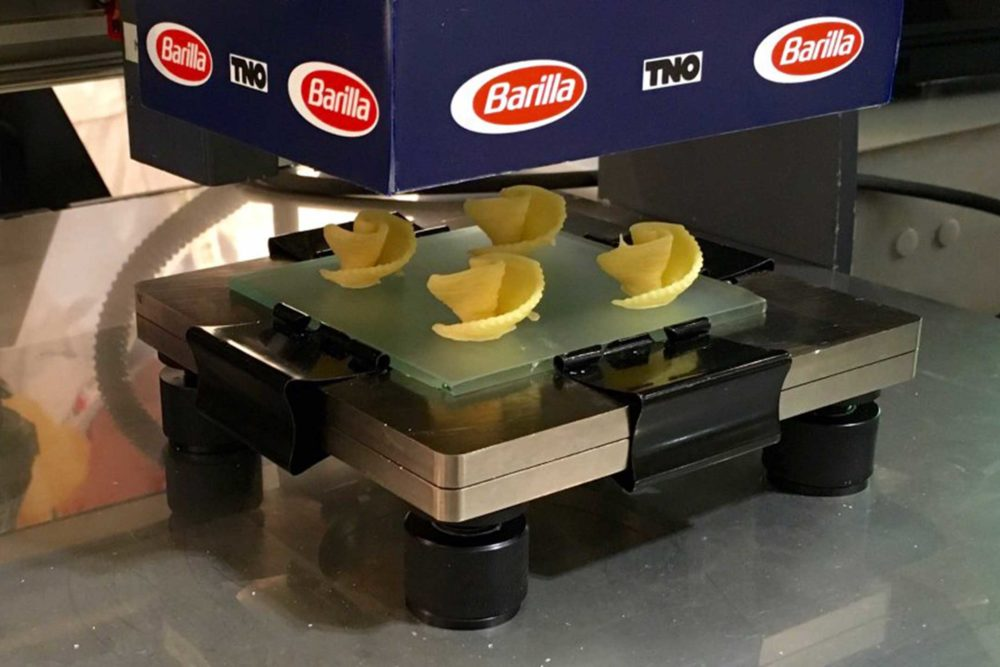 MILK MaterialLab 3D-Pastadrucker Barilla