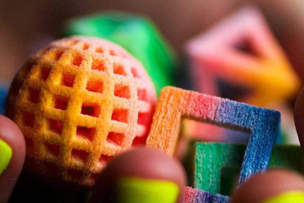 MILK MaterialLab Brill Food printer 3DSystems