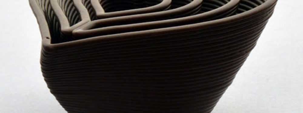 MILK MaterialLab Chocolate Printer Choc Edge