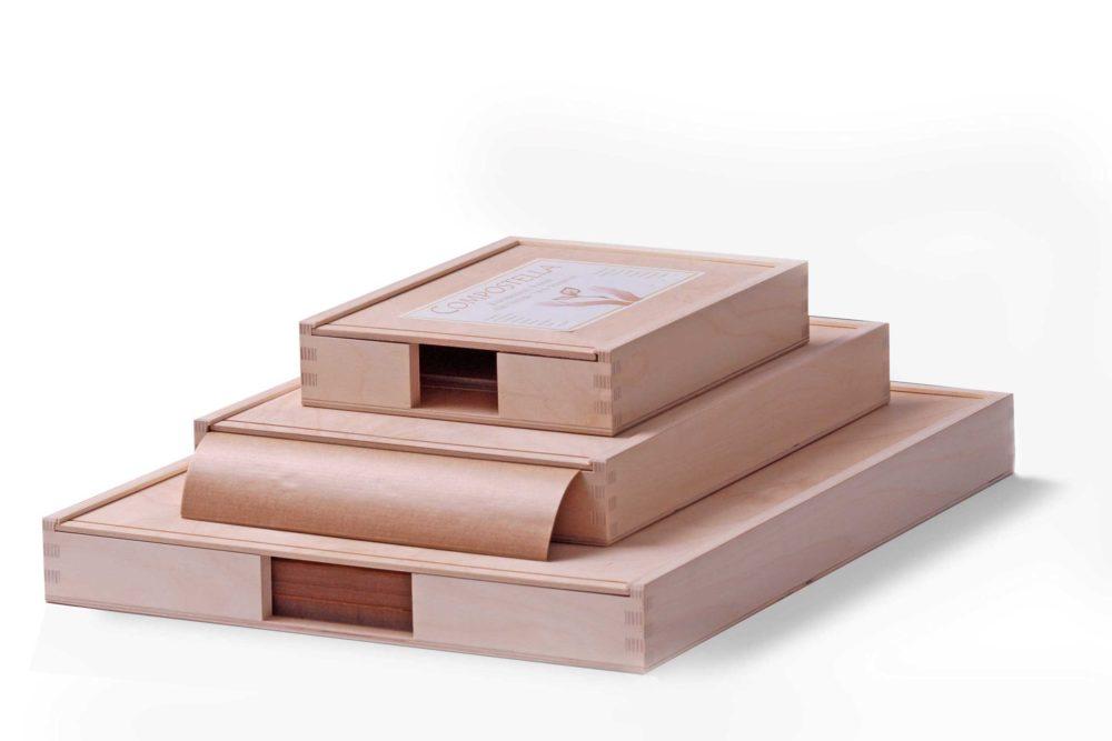 MILK MaterialLab Naturpapier Compostella