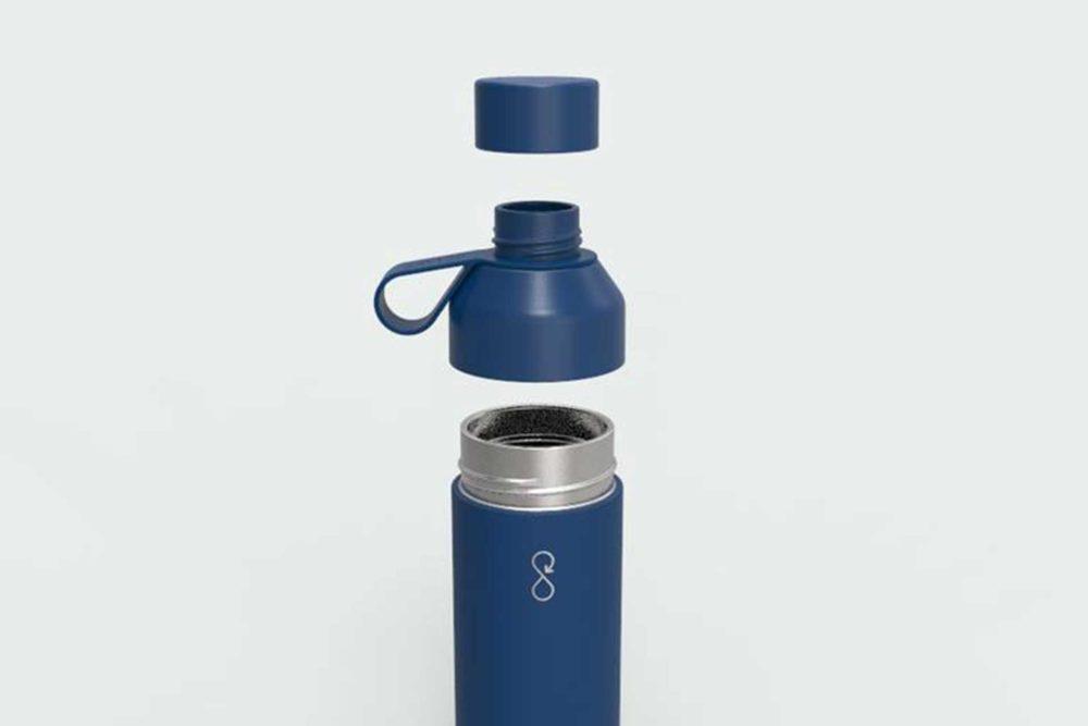 MILK MaterialLab Ocean Bottle Ocean Plastik Bottle