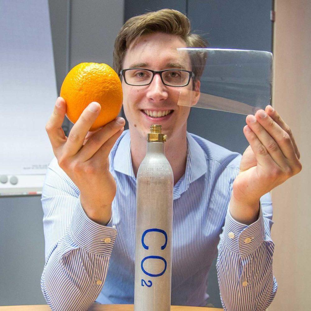 MILK MaterialLab Orangen PET Pepsi
