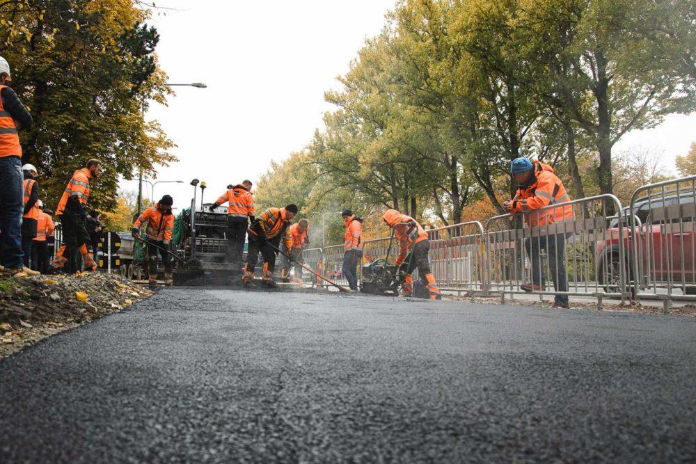 MILK MaterialLab Plastic Roads MacRebur