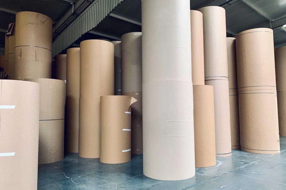 MILK MaterialLab Standard Materialien Papier Pappe Karton