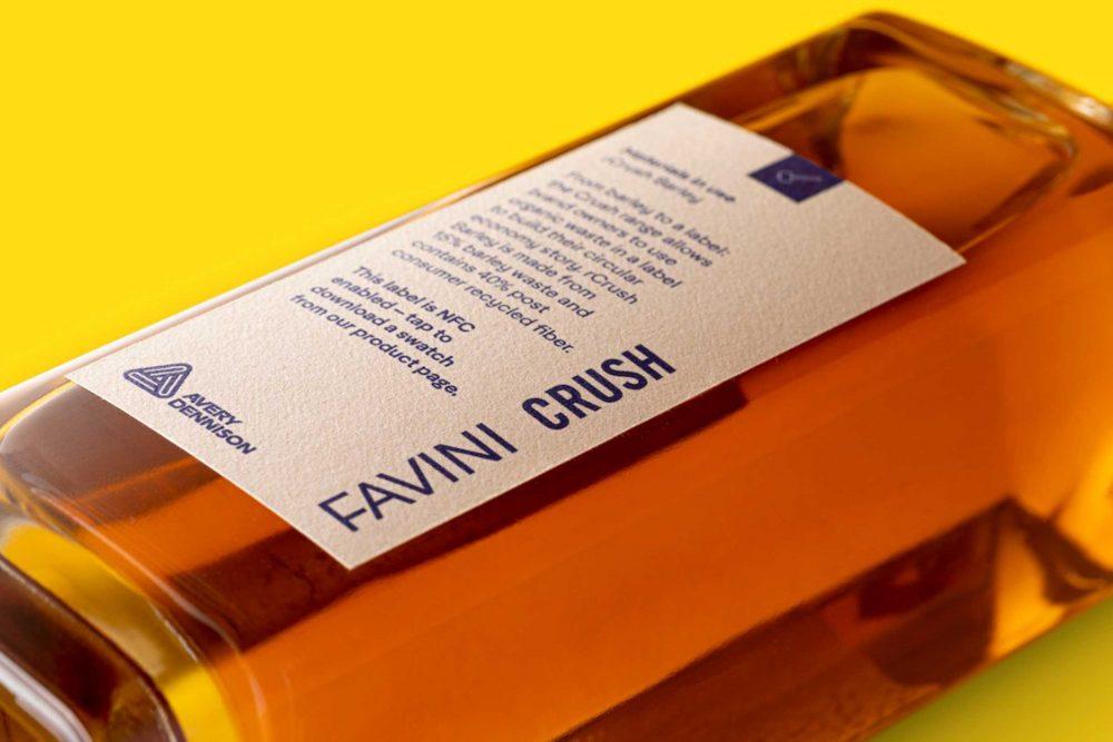 MILK Material Lab CrushPaper Favini