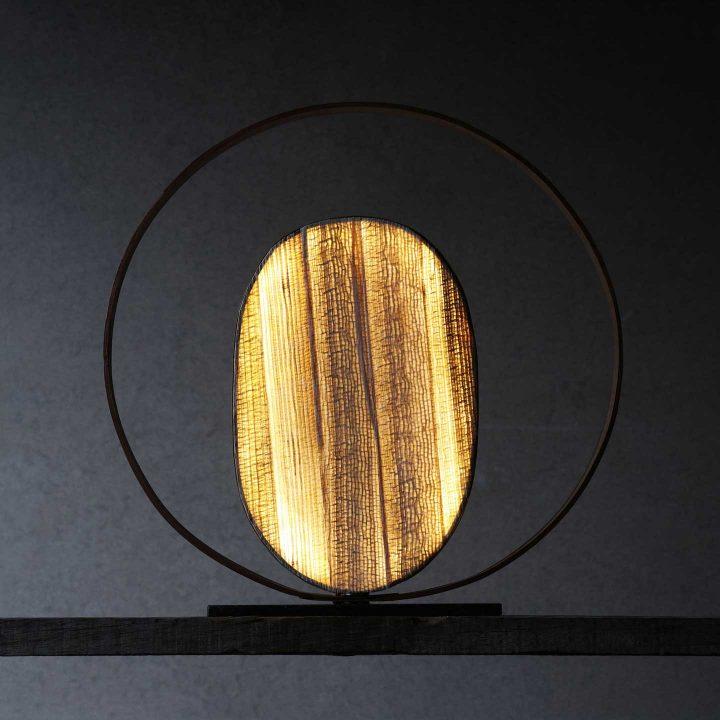 MILK MaterialLab Nuclée Lampe Dorian Etienne