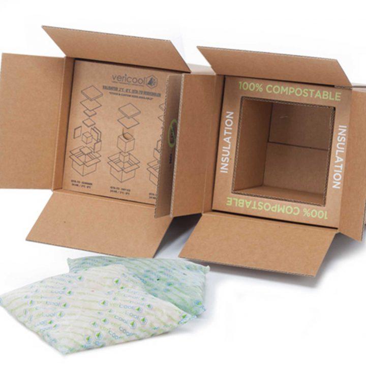 MILK MaterialLab Vericool Thermopackaging