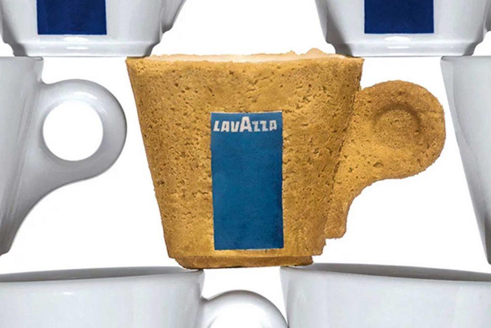 MILK MaterialLab Enrique Sardi for LAVAZZA Cookiecup