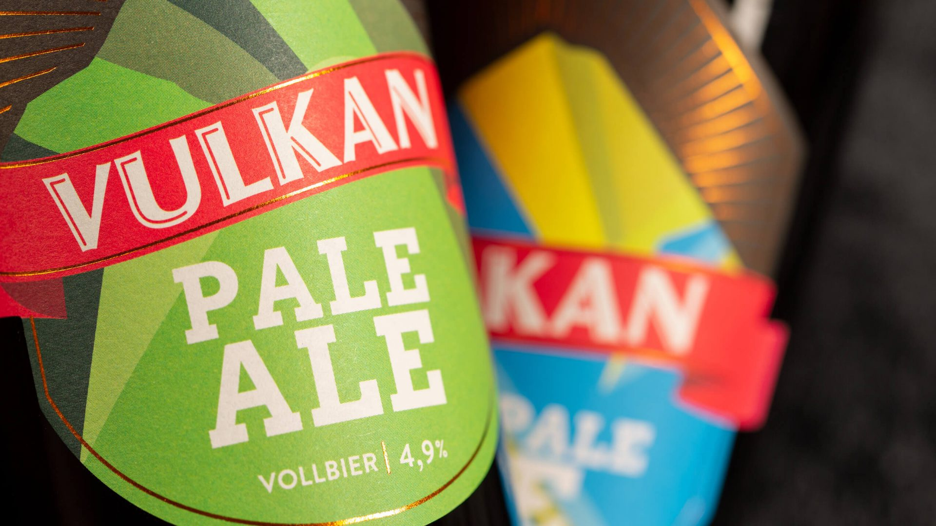 Vulkan Craft Bier
