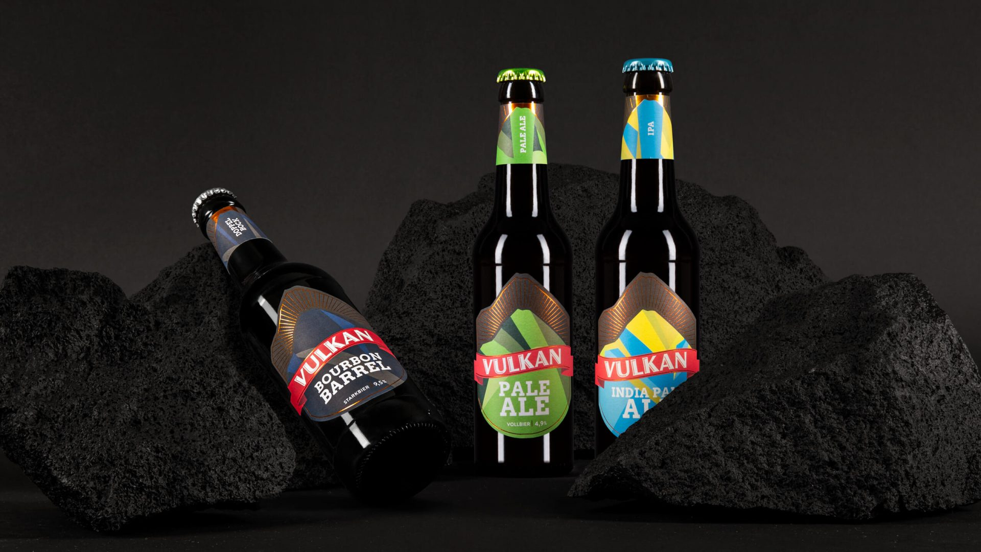 Vulkan Craft Bier Sortiment