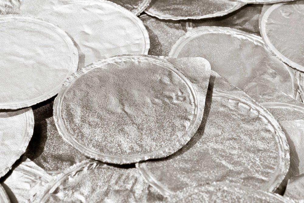 MILK MaterialLab Standard Materialien Aluminium