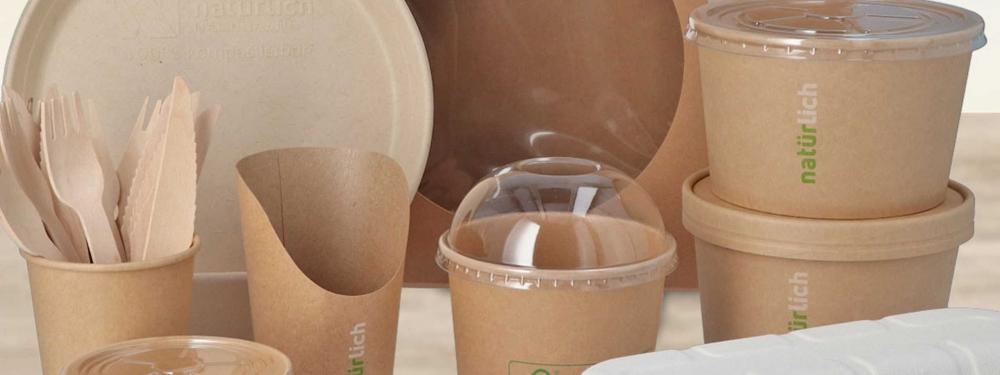 Natürlich!Verpackungen bietet eine Vielzahl an umweltfreundlichen Verpackugen auf biologischer Basis an.